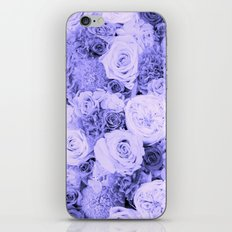 bouquet ver.blue-b iPhone & iPod Skin
