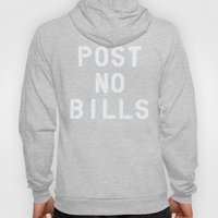 POST NO BILLS Hoody