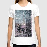 eiffel T-shirts featuring Tour Eiffel by Sébastien BOUVIER