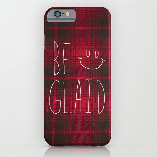 So Plaid iPhone & iPod Case