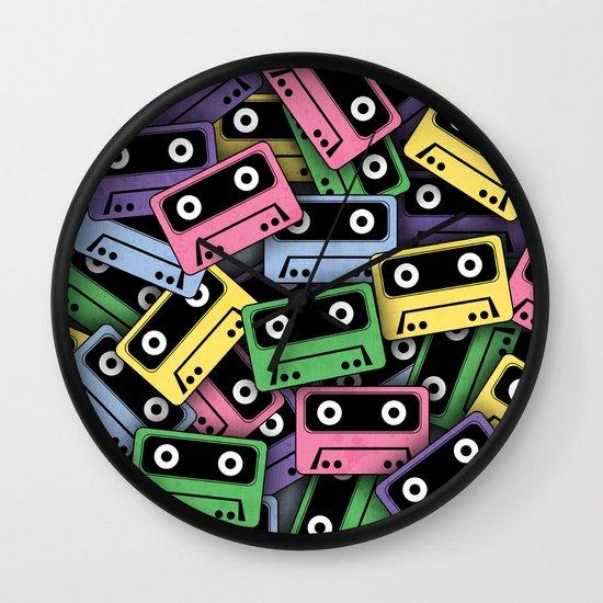 80's Kicks! Wall Clock