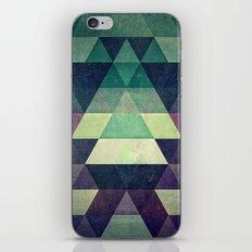 dysty_symmytry iPhone & iPod Skin