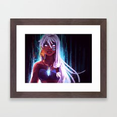 Kida Framed Art Print