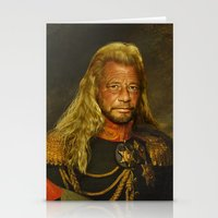 Duane 'Dog' Chapman - Re… Stationery Cards