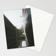 Mist of the Machine Stationery Cards