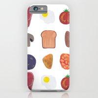 Full English iPhone 6 Slim Case