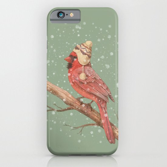 First Snow  iPhone & iPod Case