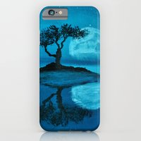 iPhone & iPod Case featuring Moonlight by Mercedes Lopez