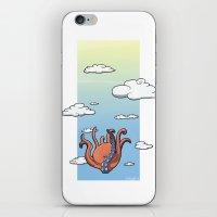 Freefall iPhone & iPod Skin