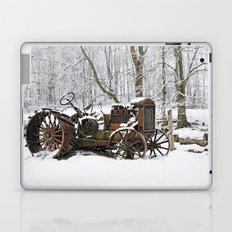 Steel and Snow Laptop & iPad Skin