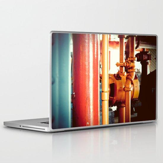 Channel Laptop & iPad Skin