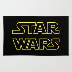 Star Logo Wars Rug