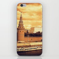 Moscow Kremlin iPhone & iPod Skin
