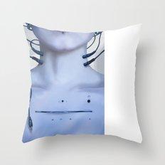 Cd Player Throw Pillow