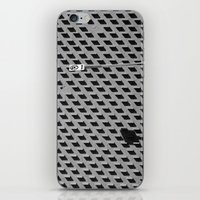 Abstract Wall iPhone & iPod Skin