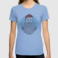 Sailor Womens Fitted Tee Athletic Blue SMALL