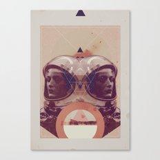 Dreams of space Canvas Print