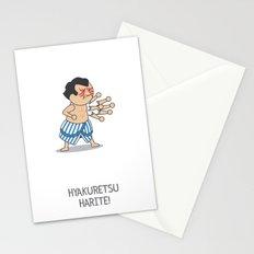 HYAKURETSU HARITE! Stationery Cards