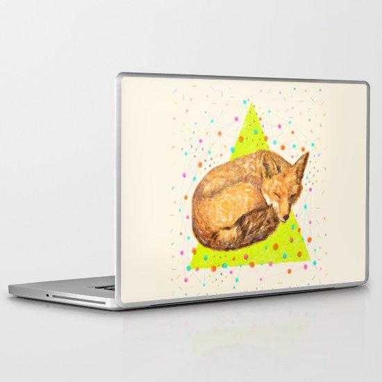 Fox Dream Laptop & iPad Skin