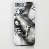 iPhone & iPod Case featuring Pale Horse by Justin Gedak