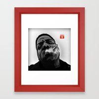 March 9th Framed Art Print