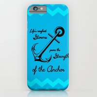 Who Is Your Anchor? iPhone 6 Slim Case