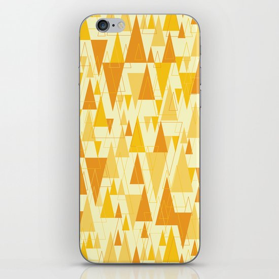 Love Triangle 1 iPhone & iPod Skin