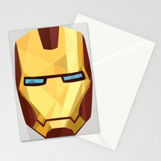IronMan Fracture Stationery Cards
