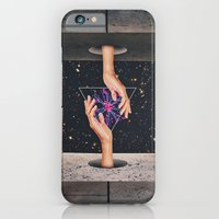 iPhone Cases featuring untitled 002 by MAYSGRAFX