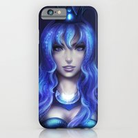 iPhone & iPod Case featuring Princess Luna by Sanjin Halimic