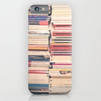 books iPhone & iPod Cases featuring Books  by AC Photography