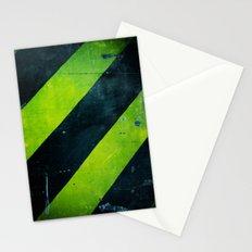 Warning! Stationery Cards