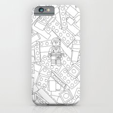The Lego Movie — Colouring Book Version Slim Case iPhone 6s