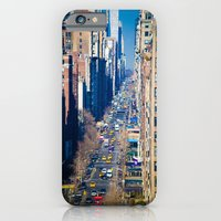 iPhone & iPod Case featuring 5th Avenue by Chris Klemens