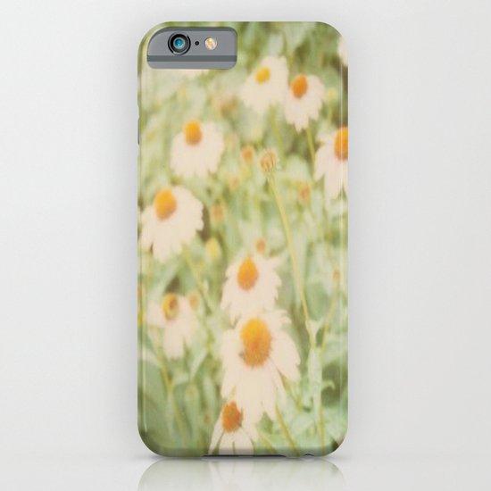 Daisy Field iPhone & iPod Case
