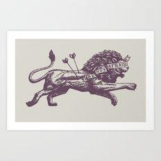 Be Not Afraid Art Print
