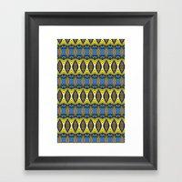Tabasco Framed Art Print