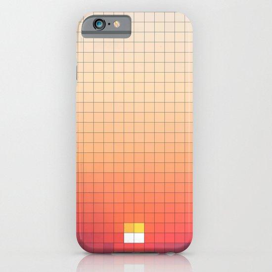 Geometric Sunset iPhone & iPod Case