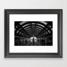 Milano Centrale Framed Art Print
