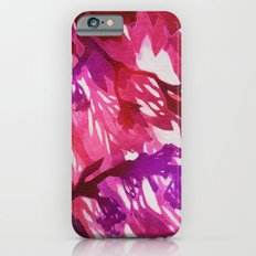 Morning Blossoms 2 - Magenta Variation Slim Case iPhone 6s