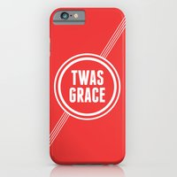 T'was Grace iPhone 6 Slim Case