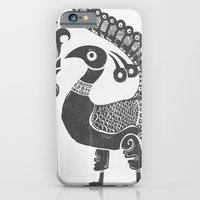 iPhone & iPod Case featuring Peacock Symbolism by ridwanafid