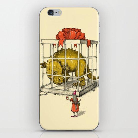 The Gift iPhone & iPod Skin