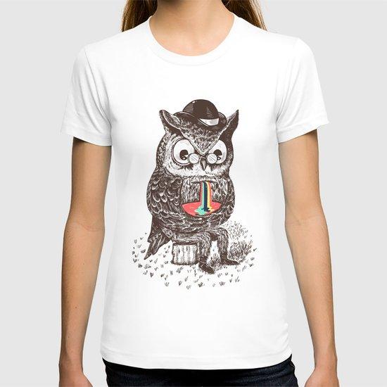 Strange Owl T-shirt