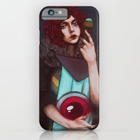 iPhone & iPod Case featuring Together by Kathleen Weird