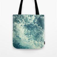 Water I Tote Bag