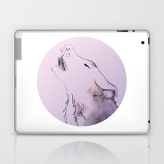 Wolf Strong Laptop & iPad Skin