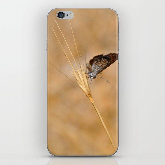 Resting iPhone & iPod Skin