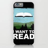 I Want To Read iPhone 6 Slim Case