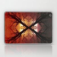 Quad Tree #1 Laptop & iPad Skin